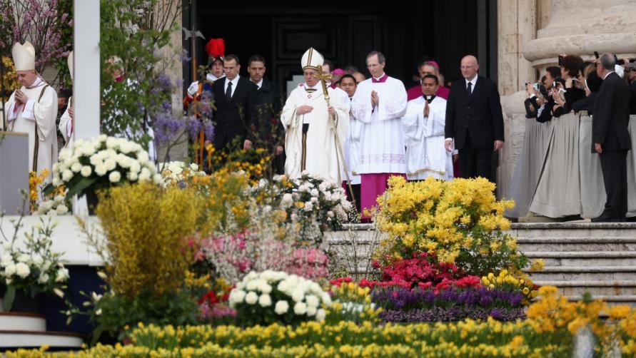 Святкування Великодня в Італії