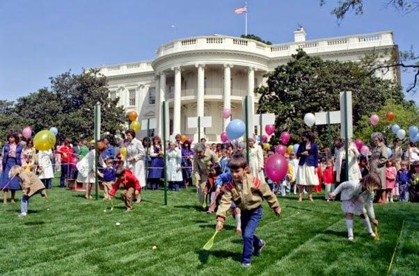 Святкування Великодня у США
