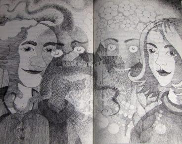 Персонажі. Зірка Мензатюк «Таємниця козацької шаблі»
